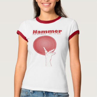 Hammer in RED Tees