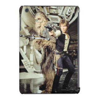 Han Solo and Chewie Still A iPad Mini Retina Cover