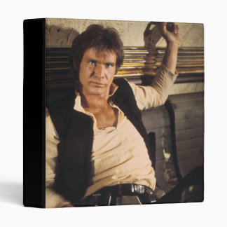 Han Solo Movie Photograph 3 Ring Binders