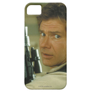 Han Solo Photograph iPhone 5 Covers