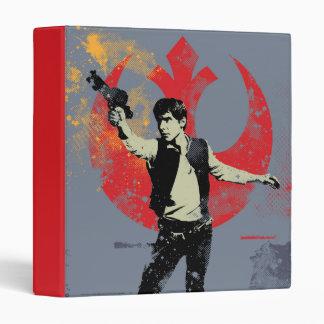 Han Solo Retro Vinyl Binders
