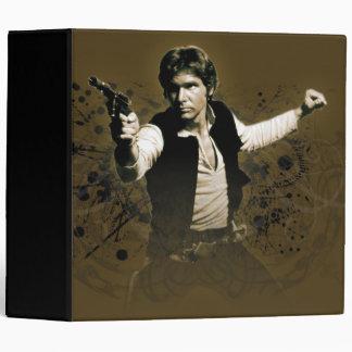 Han Solo Sepia Binders