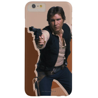 Han Solo Still Barely There iPhone 6 Plus Case