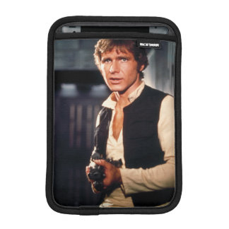 Han Solo Still Photograph iPad Mini Sleeve