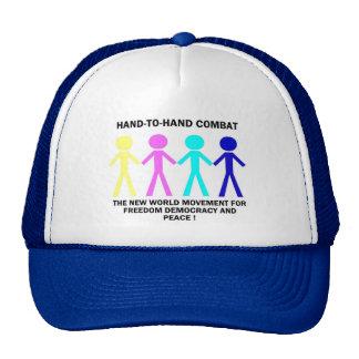 HAND-T0-HAND COMBAT... CAP
