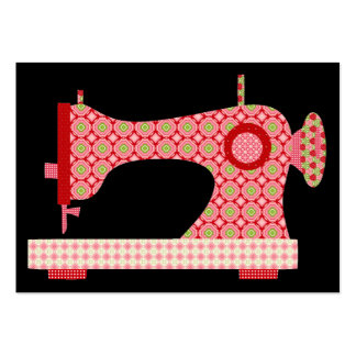 """""""Handmade By"""" Sewing / Seamstress / Craft - SRF Pack Of Chubby Business Cards"""