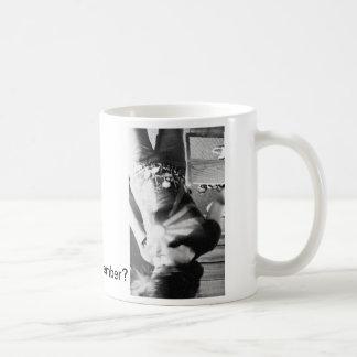 Hangover Basic White Mug