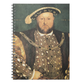 Hans Holbein the Younger Henry VIII Notebooks