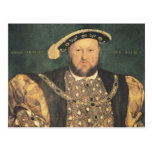 Hans Holbein the Younger Henry VIII Postcard