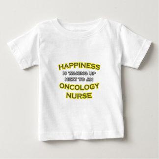 Happiness .. Waking Up .. Oncology Nurse Shirts