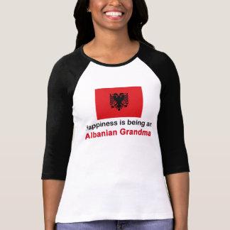 Happy Albanian Grandma Tshirt