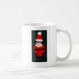 happy Christmas Basic White Mug