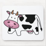 Happy Cow Mouse Pad