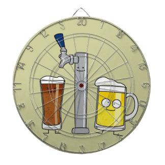 Happy Draft Beers Dartboards