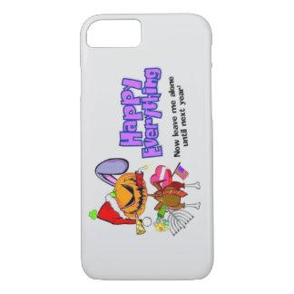 Happy Holidays-Happy Anything-Happy Everything iPhone 7 Case