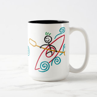 Happy Kayak Mug