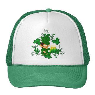 Happy Leprechaun Hat