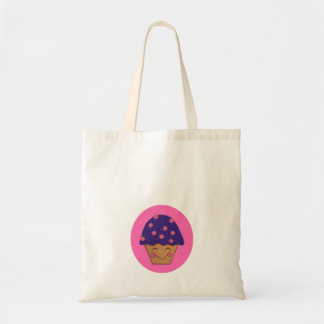 Happy Little Cupcake tote bag