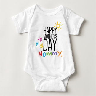 Happy Mother's Day Mommy Tee Shirt
