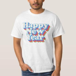 Happy New Year Vintage Tshirt