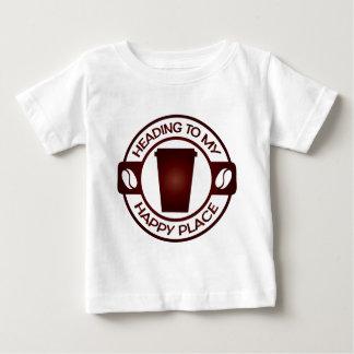 happy place coffee tea starbucks t-shirts