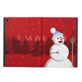 Happy Singing Snowman Christmas