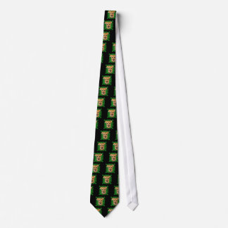 HAPPY ST. PATTY AIREDALE TIE