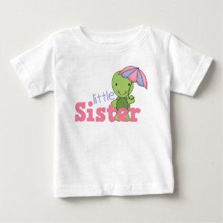Happy Turtle Little Sister Tee Shirt
