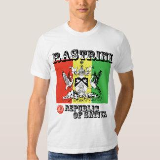 hardlocal ras trini 868 red rep it Shirt