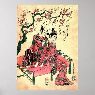 Harmonic Couple 1756 Poster