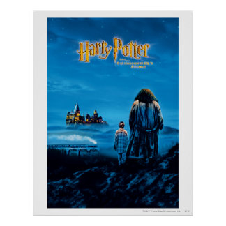 Harry and Hagrid International Movie Poster