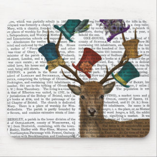 Hat Collector Deer Mouse Pad