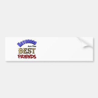 Havanese Are The Best Friends Bumper Sticker