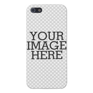 Have Image Here One Easy Step to Your Creation Case For iPhone 5/5S