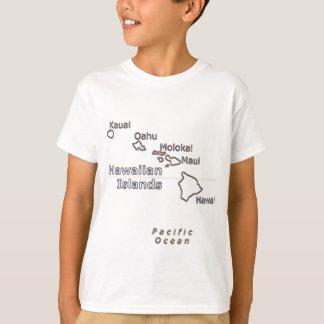 Hawaiian Islands shirt