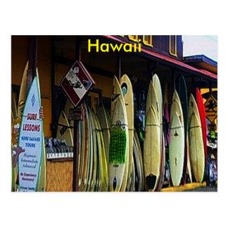 Hawaiian Post Card