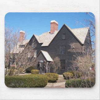 Hawthorne House of the Seven Gables Mousepad