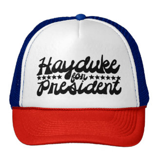 Hayduke for President Cap