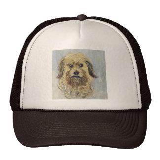 Head of the dog - Claude Monet Cap
