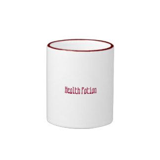 Health Potion Ringer Mug
