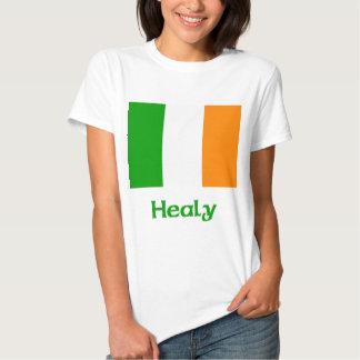Healy Irish Flag Shirts