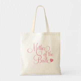 Heart - Mother of the Bride Budget Tote Bag