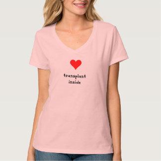 Heart Transplant Inside Shirt
