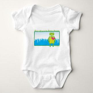 HeartBot Infant Long SleeveT-Shirt T-shirts