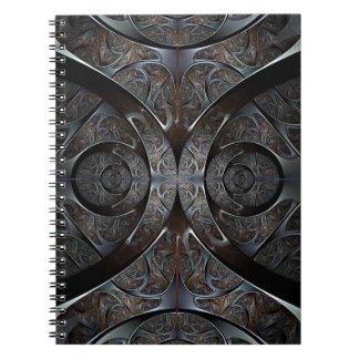 Heavy metal Notebook