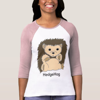 HedgeHog Shirts with your own customized Text!