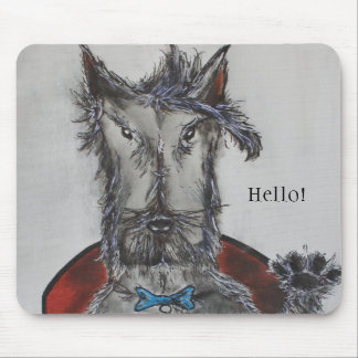 Hello! Mousepad