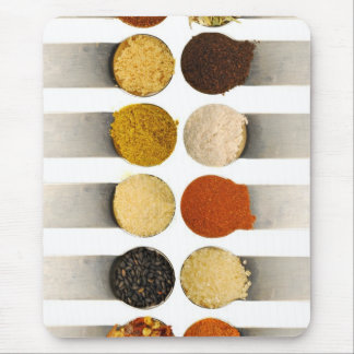 Herbs Spices & Powdered Ingredients Mouse Pad