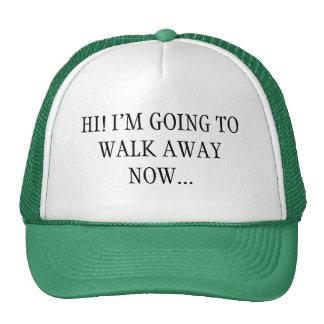 HI! I'M GOING TO WALK AWAY NOW... CAP