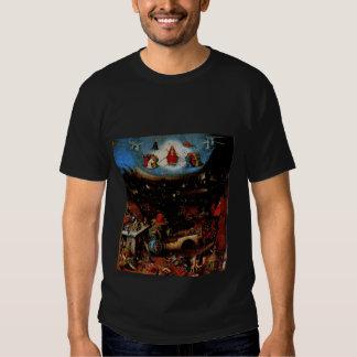 Hieronymus Bosch The Last Judgement T Shirt